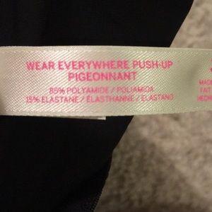 PINK Victoria's Secret Intimates & Sleepwear - Victoria's Secret pink wear anywhere bra black 34D